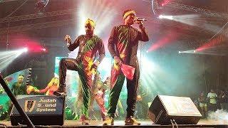 Video Lil Natty & Thunda - Get In Your Section (Grenada Soca Monarch 2018 Finals Live Performance) HD MP3, 3GP, MP4, WEBM, AVI, FLV Desember 2018