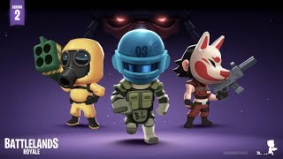 CHEGOU A NOVA TEMPORADA DO MINI FORTNITE | Battlelands Royale