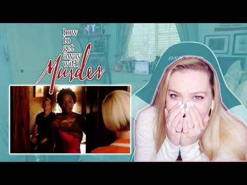 """How to Get Away with Murder Season 1 Episode 7 """"He Deserved to Die"""" REACTION!"""