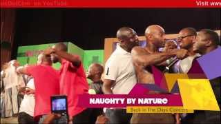 Naughty by Nature - Performance @ Back In The Day 2013 concert | GhanaMusic.com Video
