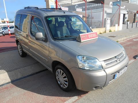 See video Citroen BERLINGO 2.0HDi MULTISPACE