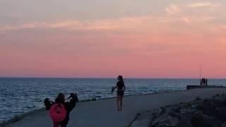Kincardine (ON) Canada  city pictures gallery : Lake Huron Kincardine Ontario Canada sunset