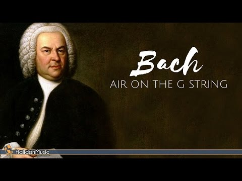 Bach - Air on the G String   Classical Piano Music