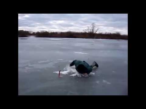 поймали на рыбалке видео
