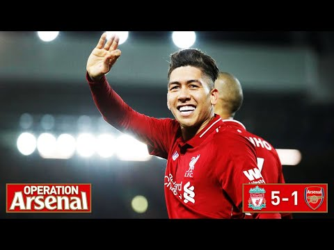 LIVERPOOL 5-1 ARSENAL - WE MUST BUY A DEFENDER!!!