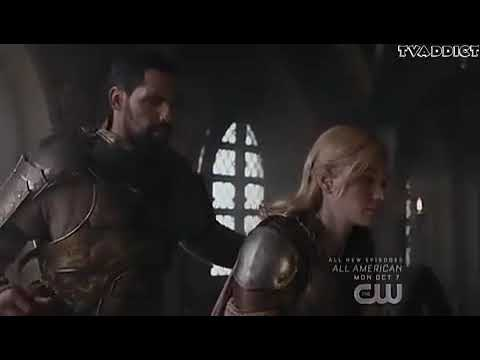 The Outpost S02E13 Season finale, Ending scene, Are you with us or against us