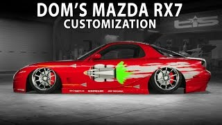 Nonton Midnight Club LA - Mazda RX7 (dom's rx7) (Customization) Film Subtitle Indonesia Streaming Movie Download