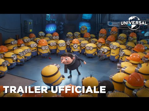Preview Trailer Minions 2 - Come Gru diventa cattivissimo, trailer italiano del film del 2020 di Illumination Entertainment