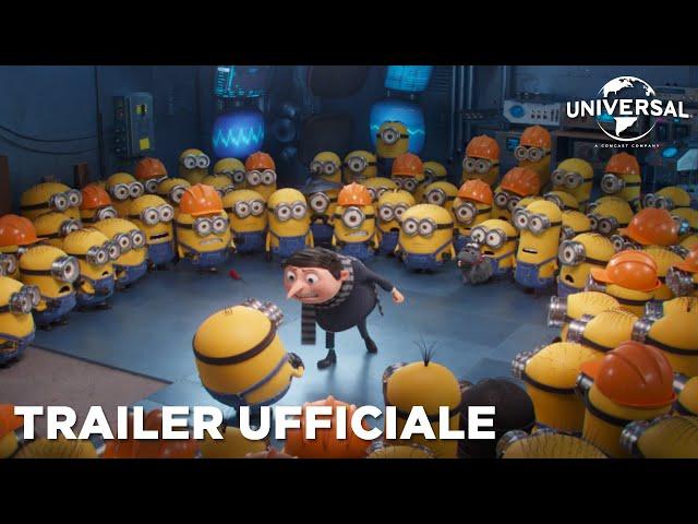 Anteprima Immagine Trailer Minions 2 - Come Gru diventa cattivissimo, trailer italiano del film del 2020 di Illumination Entertainment