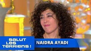 Naidra Ayadi, la fliquette de