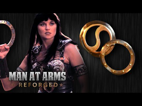 Blacksmiths Recreate Xena s Impossibly Dangerous Death