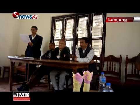 (लमजुङमा पनि सम्वन्ध विच्छेदको घटना वर्षेनी बढ्दो - NEWS24 TV - Duration: 2 minutes, 53 seconds.)