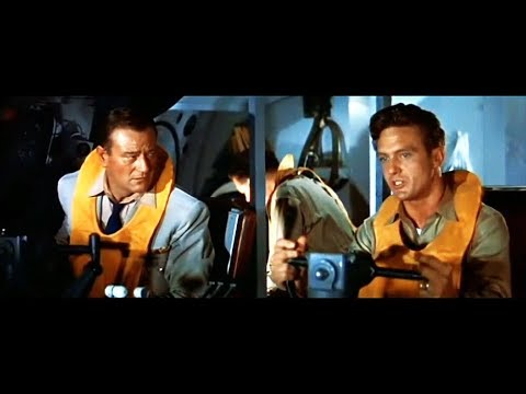 "John Wayne's Coolest Scenes #4: Cockpit, ""The High & The Mighty"" (1954)"
