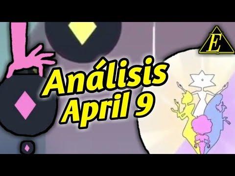 Trailer April 9 Steven Universe - ENNIDEL