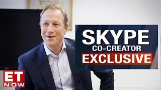 Skype Co-creator Jonas Kjellberg speaks on the business in the era of disruption