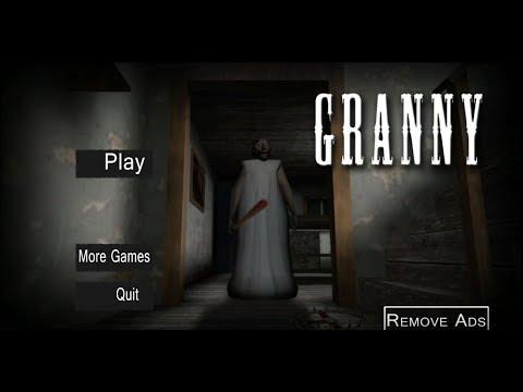 恐怖手機遊戲《恐怖阿嬤 Granny》玩法與攻略教學!