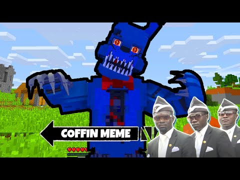 Minecraft: Coffin Dance Meme Compilation BEST OF - Part 1