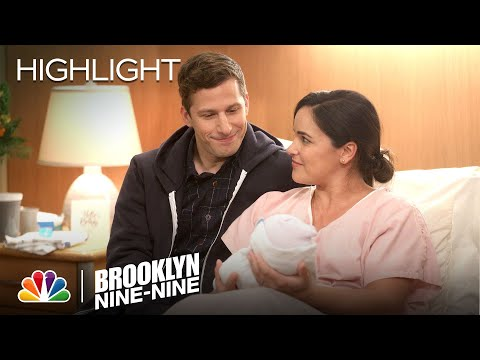 Meet Jake and Amy's New Baby - Brooklyn Nine-Nine