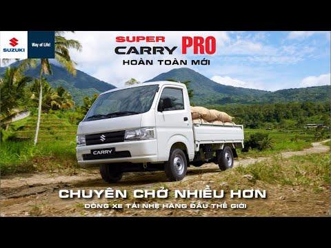 Clip giới thiệu xe Super Carry Pro