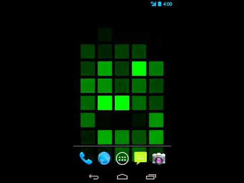 Video of Live Wallpaper - PixelLight