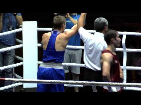 Олимпийская платформа - Олимпийская платформа: Закрытие и финальные встречи чемпионата России по боксу 2014.
