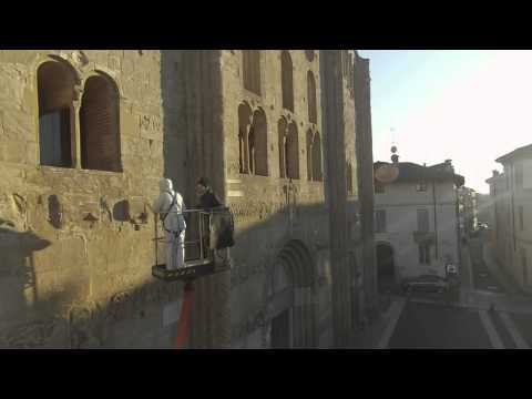 Pavia Drone Video