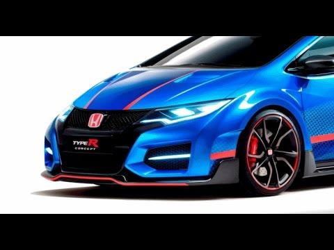 Новинки хонда 2015 снимок