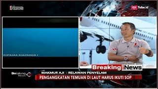 Video Penjelasan Relawan Penyelam Soal Kondisi di Laut Saat Evakuasi Lion Air - Breaking iNews 06/11 MP3, 3GP, MP4, WEBM, AVI, FLV November 2018