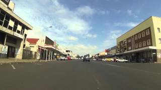 Dundee South Africa  city images : Swaziland to Dundee, South Africa - video highlights