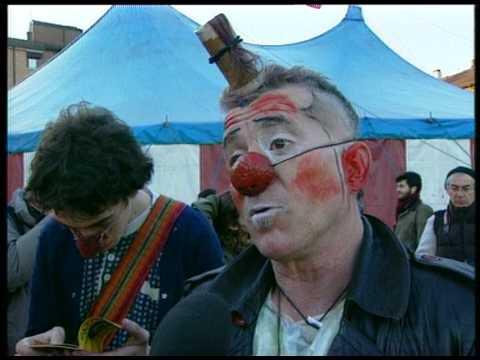 Servizio TG: Milano Clown Festival 2008
