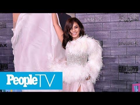 Vanessa Hudgens Walks Bad Boys For Life Red Carpet After Split From Austin Butler | PeopleTV