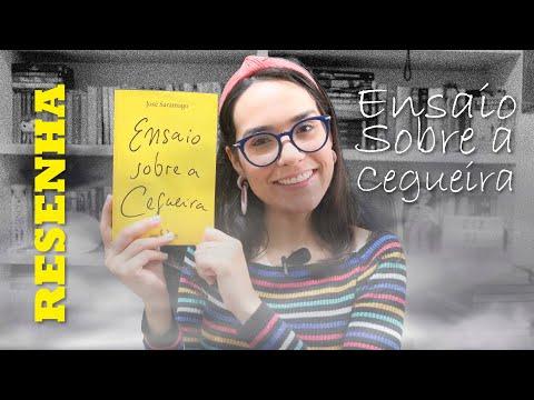 ENSAIO SOBRE A CEGUEIRA | JOSÉ SARAMAGO | COMPANHIA DAS LETRAS | RESENHA - DIA DE LIVRO