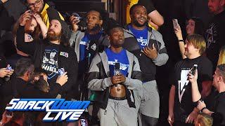 Nonton The New Day Takes Raw Under Siege  Smackdown Live  Nov  7  2017 Film Subtitle Indonesia Streaming Movie Download