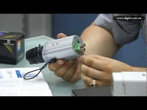 Видеонаблюдение высокой четкости (HD CCTV)