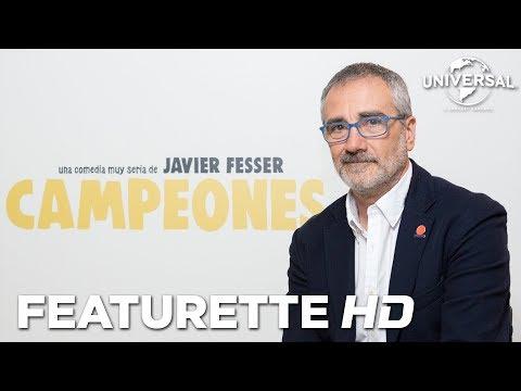 CAMPEONES - Javier Fesser (видео)