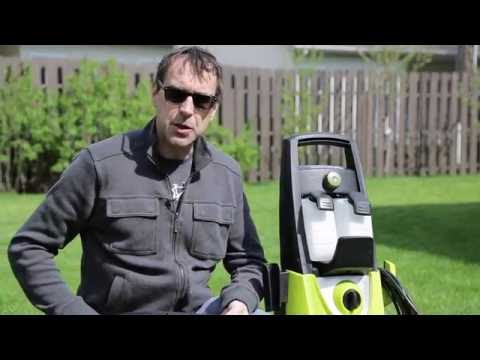 , title : 'Sun Joe Electric Pressure Washer SPX3000 Review'