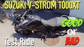 5. Suzuki V-Strom 1000XT First Ride & Impressions