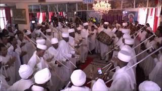 Eritrean Orthodox Tewahdo Wereb (easter 2014) Medhanealem Church Israel