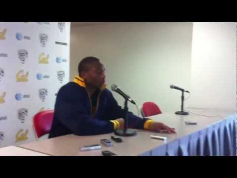 Brendan Bigelow Interview 9/15/2012 video.