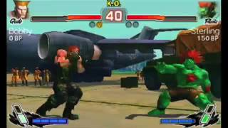 Super Street Fighter 4 3D - GameTrailers Review Pod by GameTrailers