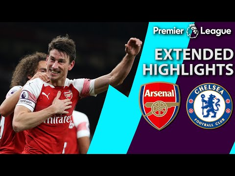 Video: Arsenal v. Chelsea | PREMIER LEAGUE EXTENDED HIGHLIGHTS | 1/19/19 | NBC Sports
