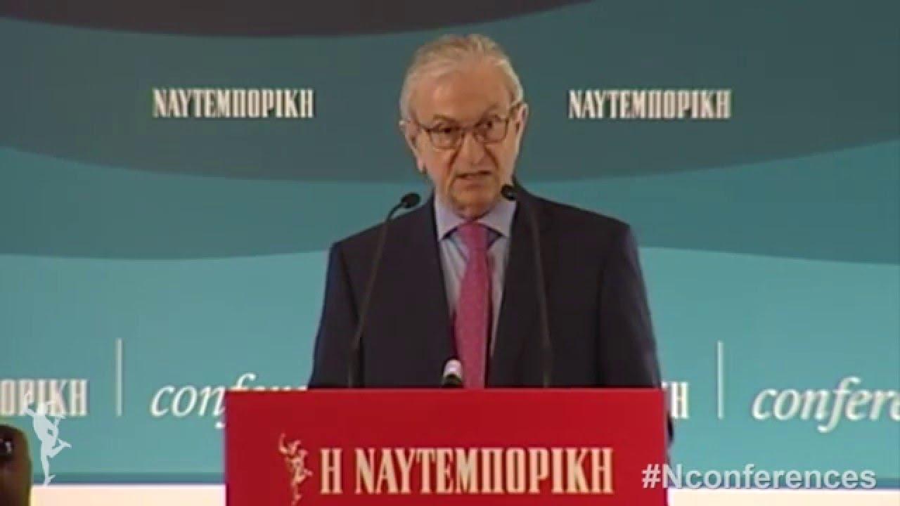 Θεόδωρος Ε  Βενιάμης, Πρόεδρος, Ένωση Ελλήνων Εφοπλιστών