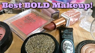 Sometimes you just want to be bold! Or maybe you want a natural look with just one pop of WOW! Together, along with the Collective Brain of Makeup Awesomeness, we will share with you the BEST bold and bright makeup along with tips for how to incorporate these products into a natural look for that little pop!(If you aren't a fan of the Live Chat format, it's okay, I understand, but this video will not be enjoyable for you. I like to talk to the people here and I know that bothers some people, and I am sorry for your frustration. I have plenty of content that is NOT live chat format and I hope you continue to enjoy those videos!)*I have disabled Super Chat until I can appropriately use the money that has already been donated. I will let you know when it reopens. I do not have a Patreon account and do not plan to create one. Thanks for your support!*******FTC: This is not a sponsored video. **********