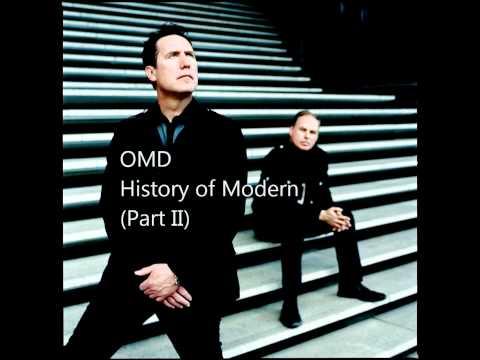 Tekst piosenki OMD - History Of Modern (Part II) po polsku