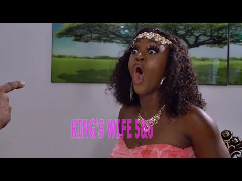 KING'S WIFE 5&6 (OFFICIAL TRAILER) - 2020 LATEST NIGERIAN NOLLYWOOD MOVIES