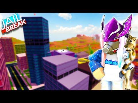 Roblox Jailbreak ( June 18th ) LisboKate Live Stream HD