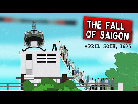 The Fall of Saigon (April 30th, 1975 – The End of the Vietnam War)