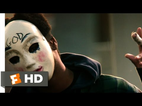 The Purge: Anarchy (1/10) Movie CLIP - The Face of God (2014) HD