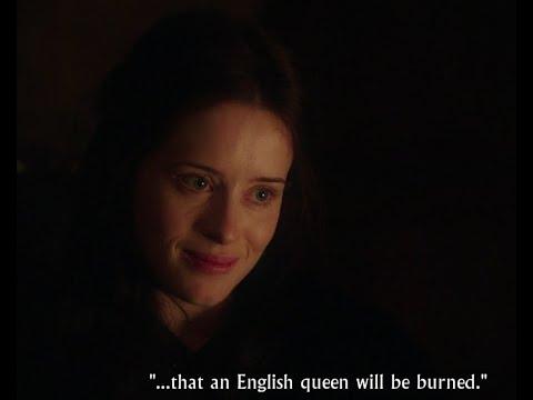 Claire Foy - Anne Boleyn -  S1E5 - Fire - Wolf Hall