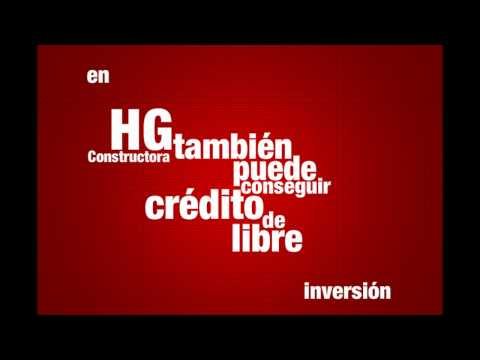 Crdito Instantneo de HG Constructora